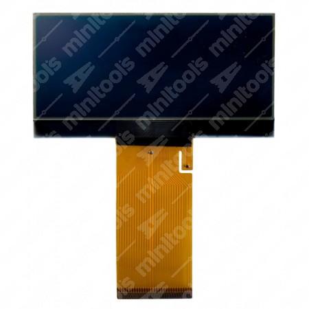 Display LCD per la riparazione di quadri strumenti Mercedes Classe C W203, Classe G W463, Classe C  AMG W203