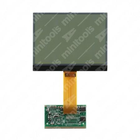 Display LCD per la riparazione di contachilometri / contaore John Deere