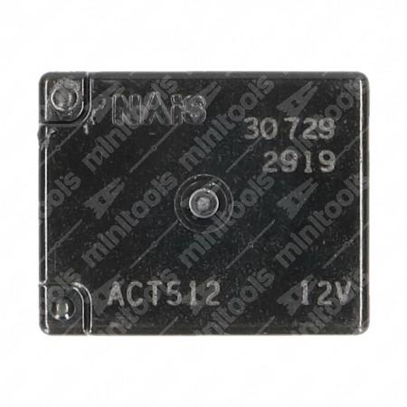 Relè ACT512-12V NAiS, Panasonic per centraline