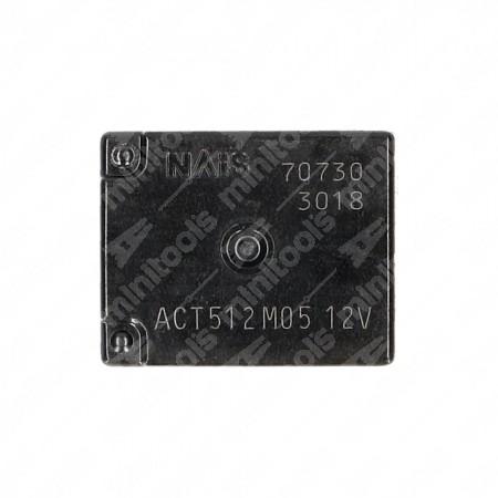 Relè ACT512M05-12V