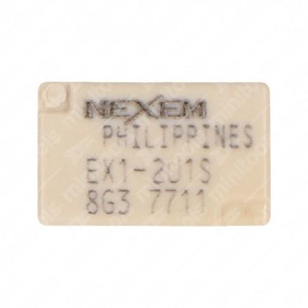 Relè EX1-2U1S