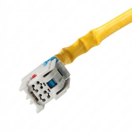 Sensore di coppia cavo giallo 6 fili