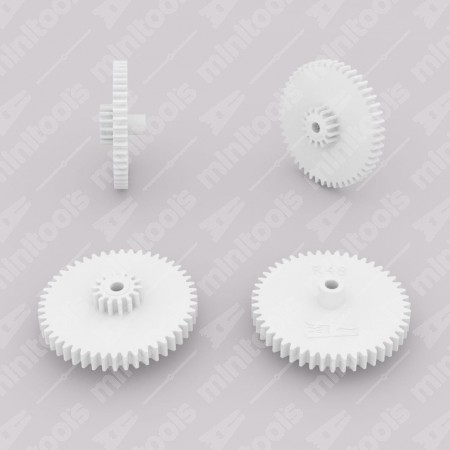 Ingranaggio (48 denti esterni - 14 interni) per contachilometri Mercedes R107