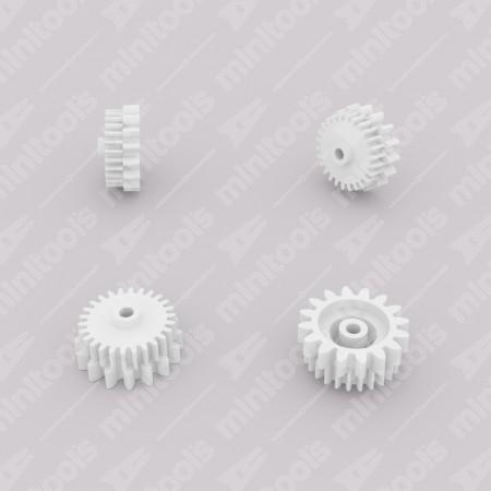 Ingranaggio (16 denti esterni - 26 interni) per contachilometri Mercedes R107