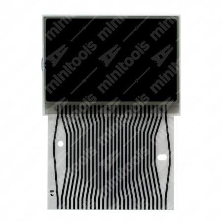 Display centrale per Mercedes W202 / W210 / W208 / R170