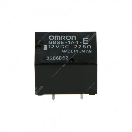 Relè Omron G8SE-1A4-E 12VDC 225 OHM