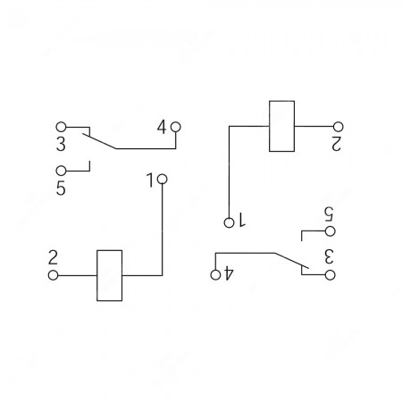 Relè Tyco V23086-C2001-A303