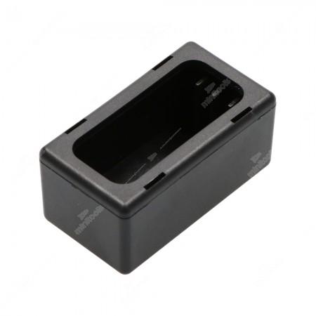 Contenitore componibile per elettronica SEP-A-OBD-N Minitools, vista trasversale