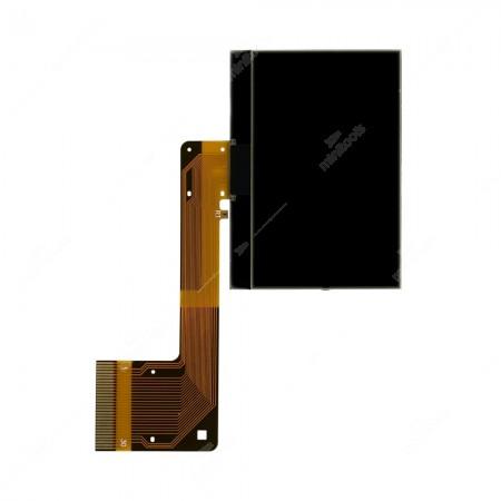 display LCD monocromatico di ricambio per quadro strumenti Audi A6, S6 e Q7