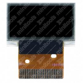 Display LCD per quadri strumenti Alfa Romeo 147