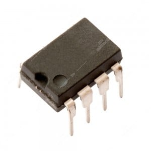 0 Eeprom Atmel AT93C46-PI27 DIL08