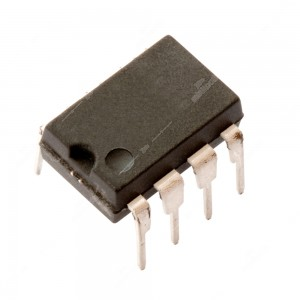 0 Eeprom Atmel AT93C56-PI27 DIL08
