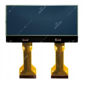 Display LCD di ricambio, con FPC, per Infocenter Alfa Romeo 156 e autoradio navigatore Alfa Romeo 146