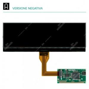 Display LCD per la riparazione del computer di bordo Magneti Marelli e Borg per Citroën, Fiat, Lancia e Peugeot