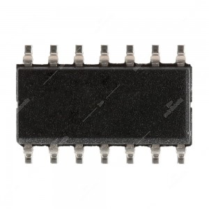 Semiconduttore IC F74HC93D SOP14 NXP