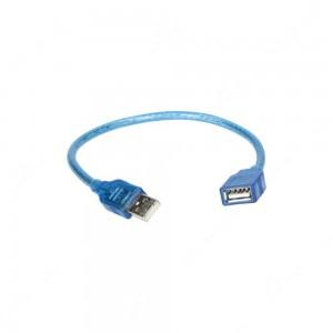 Cavo Prolunga USB maschio/femmina 30cm