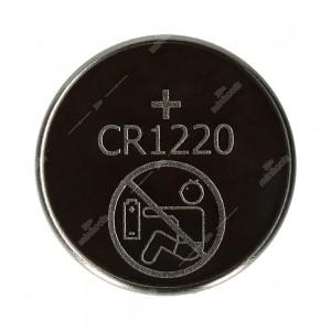 Batteria / pila a bottone al litio CR1220 3V