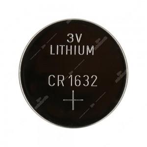 Batteria / pila a bottone al litio CR1632 3V