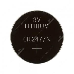 Batteria / pila a bottone al litio CR2477N 3V