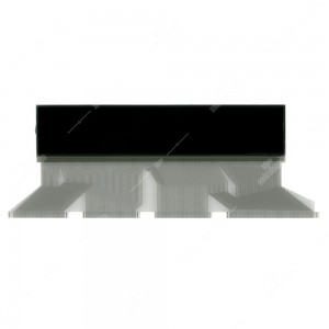 Display LCD per contachilometri Mercedes CLK W208 / A208 / C208, Classe E W210 / S210 e Classe G W463, fronte