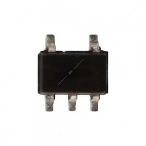 Semiconduttore IC NC7SV14P5X (V14) Fairchild, package SC-88A