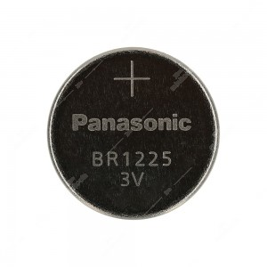 Batteria a bottone, al litio, Panasonic BR1225