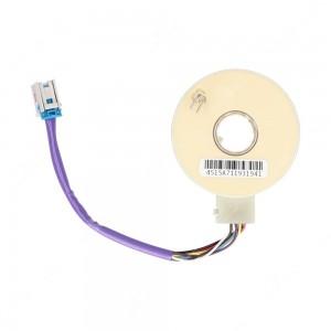 Sensore di coppia con connettore grigio a 8 pin per servosterzo elettrico di Alfa Romeo, Fiat e Lancia