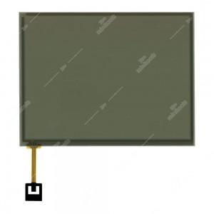 Fronte pannello touchscreen per sistema multimediale UConnect di Maserati Ghibli e Levante