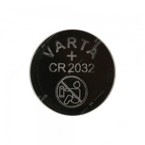 Batteria a bottone, al litio, Varta CR2032