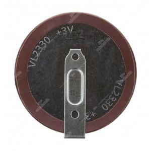 Batteria / pila a bottone al litio ricaricabile VL2330 3V