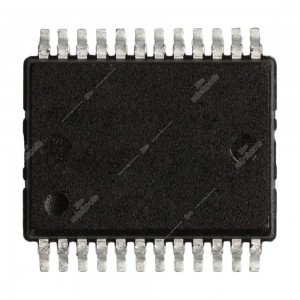 Semiconduttore IC VND600PEP ST Microelectronics, package PowerSSO-24