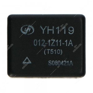 Relé YH119 012-1Z11-1A (T510) per elettronica auto