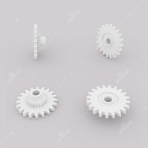 Ingranaggio (20 denti esterni - 21 interni) per contachilometri Porsche