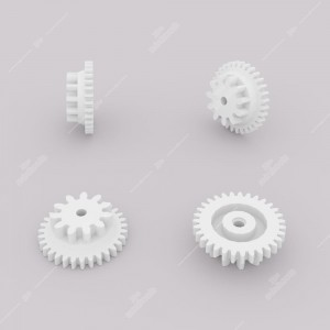 Ingranaggio (31 denti esterni - 11 interni) per contachilometri MotoMeter e VDO