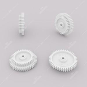 Ingranaggio (43 denti esterni - 34 interni) per contachilometri Mercedes R107