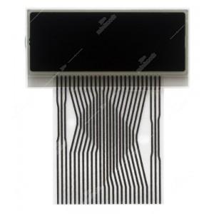 Display laterale destro (orologio e cambio automatico) per Mercedes W202 / W210 / W208 / R170