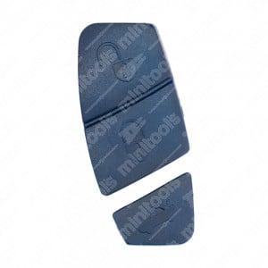Gommini blu per chiavi Fiat e Lancia (30,65 + 13mm)