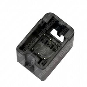 Connettore 3+3 pin maschio.
