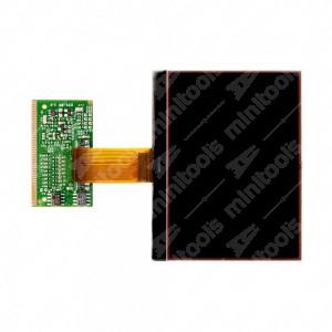 Display LCD per la riparazione di contachilometri VDO e Jaeger/Magneti Marelli di Audi, Volkswagen, Ford, Seat e Skoda