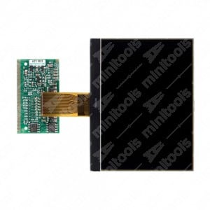 Display LCD per quadri strumenti Audi, Ford, Seat, Skoda e Volkswagen