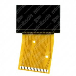 Display LCD laterale destro per contachilometri Porsche 911 (996), Boxster (986)