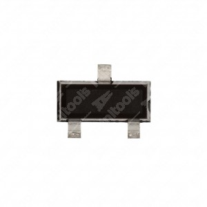 Componente elettronico Transistor Infineon BSS138N SOT-23