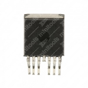 Componente elettronico MOSFET Infineon BTS611L1 TO263-7