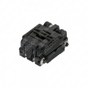 Socket DFN8