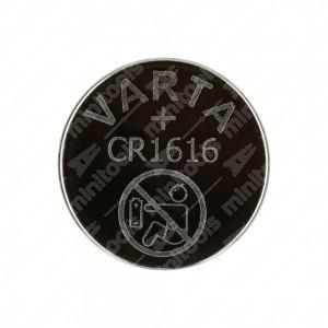 Batteria a bottone, al litio, Varta CR1616