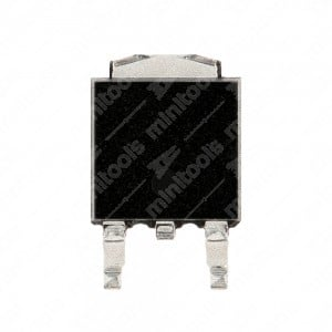 Componente elettronico MOSFET ST VND7N-V04 TO252