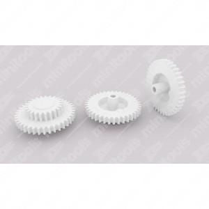 Ingranaggio (38 denti esterni - 23 interni) per contachilometri MotoMeter e VDO