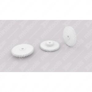 Ingranaggio (44 denti esterni - 17 interni) per contachilometri MotoMeter e VDO