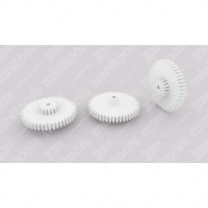 Ingranaggio (48 denti esterni - 18 interni) per contachilometri MotoMeter e VDO
