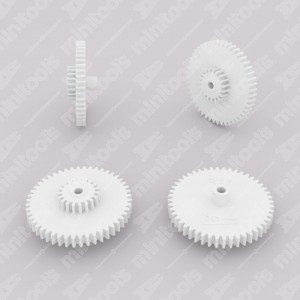 Ingranaggio (48 denti esterni - 19 interni) per contachilometri Mercedes R107